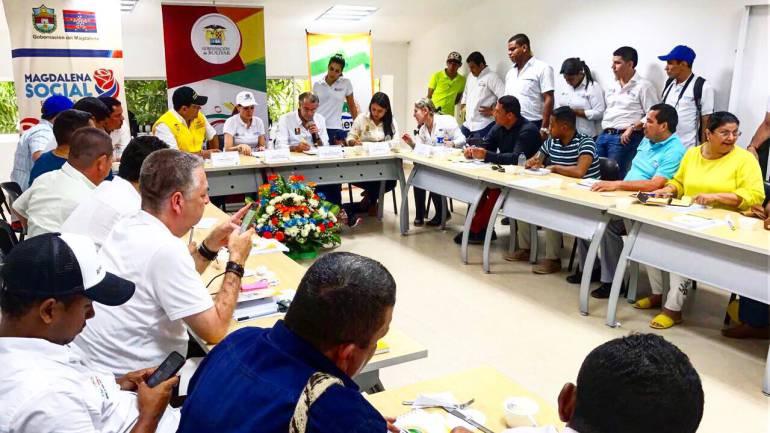 Más 600 familias damnificadas por inundaciones en el sur de Bolívar