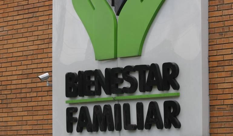 Los menores se encuentran con protección del Instituto Colombiano de Bienestar Familiar (ICBF)