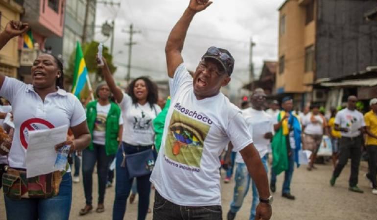 Antioquia amenaza con retirar beneficios a Belén de Bajirá