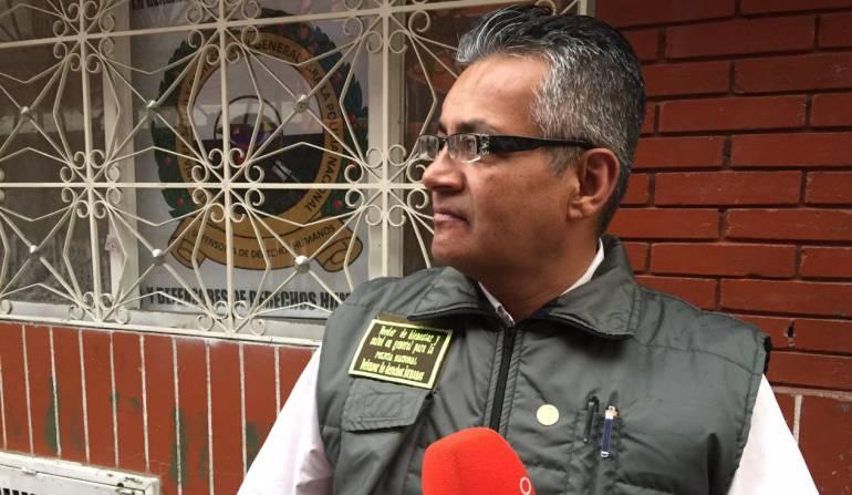 Veedor de la Policía denuncia amenazas de muerte