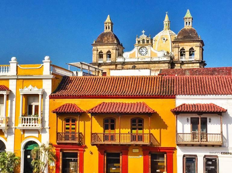 Car Ena De Indias >> Cartagena De Indias Llega A Su Aniversario 484 Cartagena De Indias