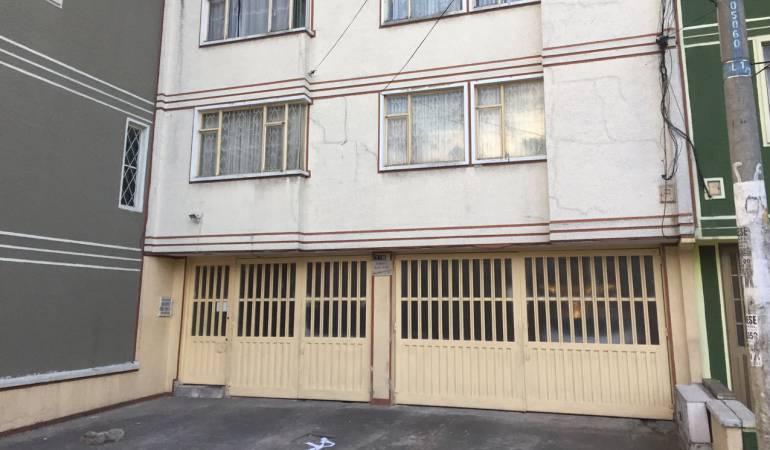 Roban ocho apartamentos y dos carros en el sur de Bogotá