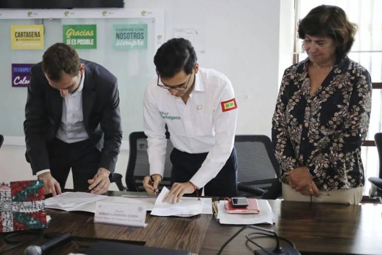 Corea del Sur y el País Vasco buscan invertir en Cartagena