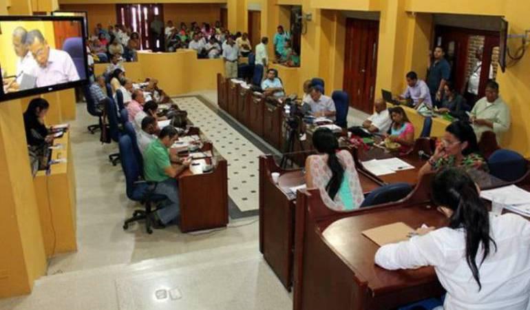 Concejo de Cartagena cita a contraloria, Dadis, Edurbe y Corvivienda