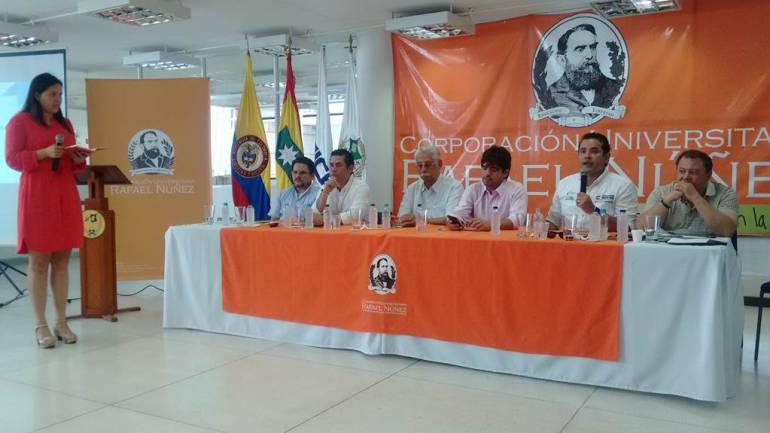 Icetex continúa socialización de financiación en Cartagena