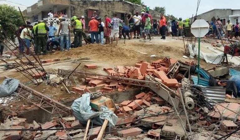 La investigación por el edificio caído en Cartagena va bien: Fiscalía