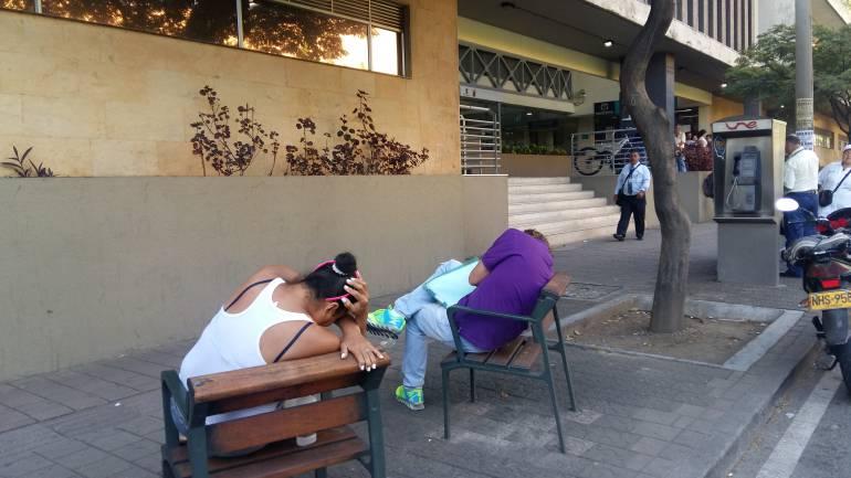 Pareja  de extranjeros vive drama por desplazamiento forzado en Medellín
