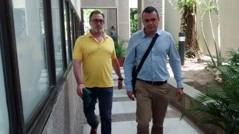 Comisión de fiscales españoles y colombianos inspecciona sede de Inassa en Barranquilla