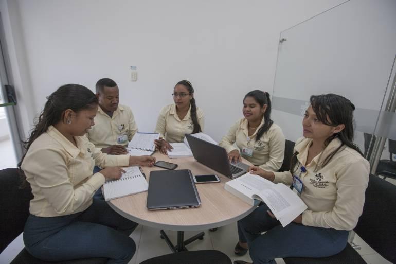Con el SENA en Montelíbano se estimula el emprendimiento de las comunidades