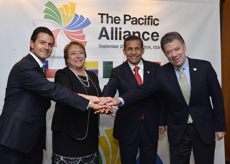 Décima segunda cumbre presidencial de la Alianza del Pacífico: Grupo técnico de minería de Alianza del Pacífico será coordinado por Colombia