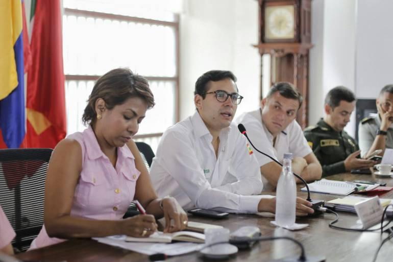 Cartagena se prepara la temporada turística: Cartagena se prepara la temporada turística de mitad de año