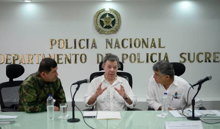 Presidente Juan Manuel Santos designa nuevo viceministro del Interior