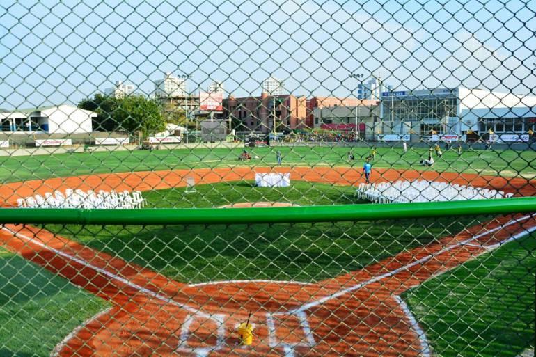De 38 estadios de béisbol en Cartagena solo 6 están disponibles para la práctica deportiva: De 38 estadios de béisbol en Cartagena solo 6 están disponibles para la práctica deportiva