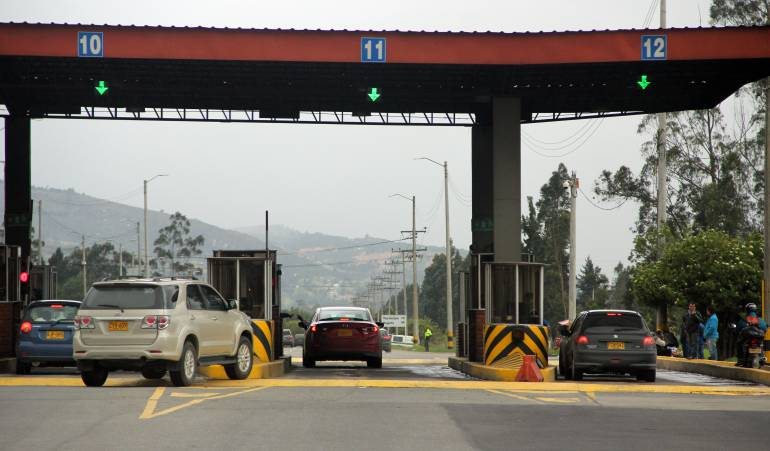 Firman acuerdo para ampliar Auto Norte y Carrera Séptima en Bogotá