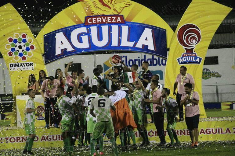 Boyacá Chicó Campeón del torneo de ascenso