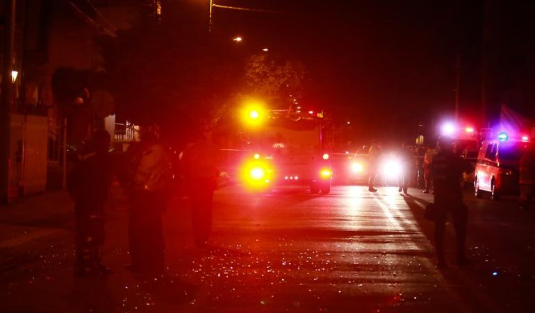 Explosión en Bogotá: Siete heridos deja la activación de una granada en el sur de Bogotá