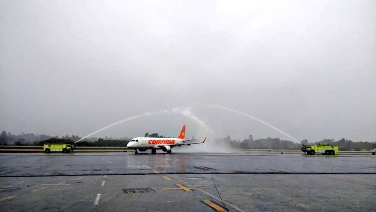 Conviasa tendrá vuelo directo Isla Margarita – Medellín – Isla Margarita
