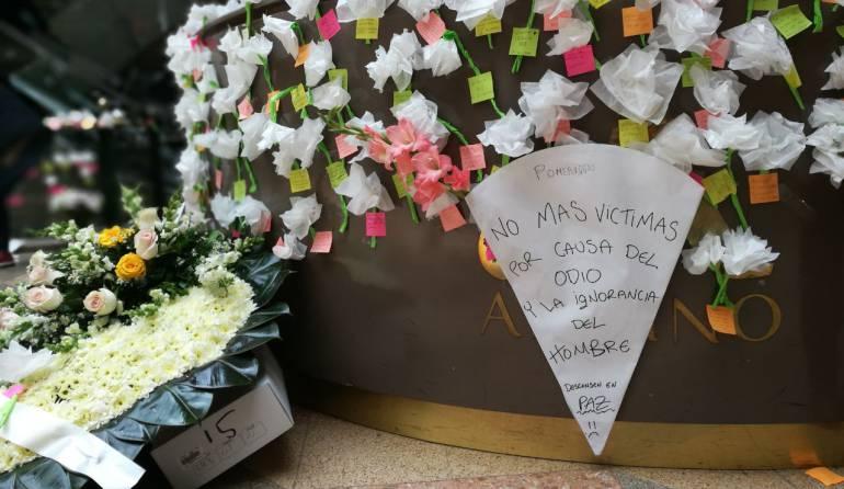 Atentado centro comercial Andino: Santos reporta avances positivos en investigaciones del atentado en centro comercial Andino