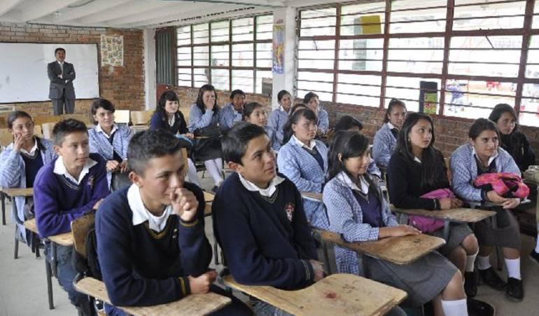 Recuperación clases después del paro en el Valle: Se define cronograma de actividades para recuperar clases por paro