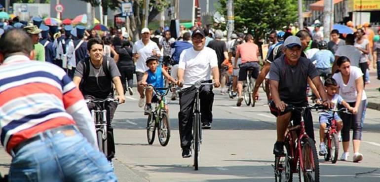 Día sin carro Duitama: Duitama está lista para la jornada del día sin carro y sin moto este miércoles