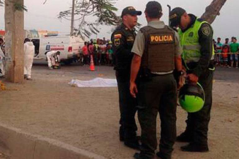 Cinco homicidios y un abatido durante puente festivo en Cartagena: Cinco homicidios y un abatido durante puente festivo en Cartagena