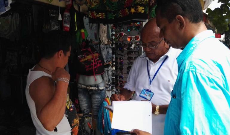 Turismo San Andrés: Trabajan para recuperar espacio público en San Andrés