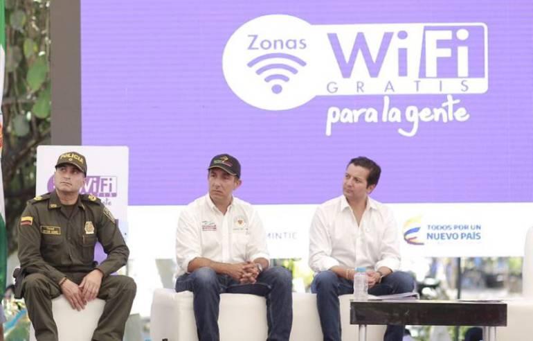 Municipios de Bolívar también tendrán zonas de wifi gratis: Municipios de Bolívar también tendrán zonas de wifi gratis