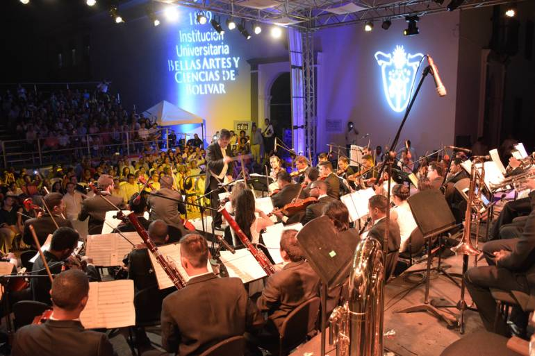 Orquesta Sinfónica de Bolívar cierra primera temporada 2017: Orquesta Sinfónica de Bolívar cierra primera temporada 2017
