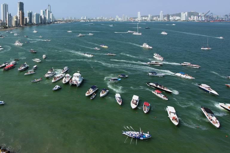Mercurio, plomo y cromo se están acumulando en los peces de la bahía de Cartagena: Mercurio, plomo y cromo se están acumulando en los peces de la bahía de Cartagena