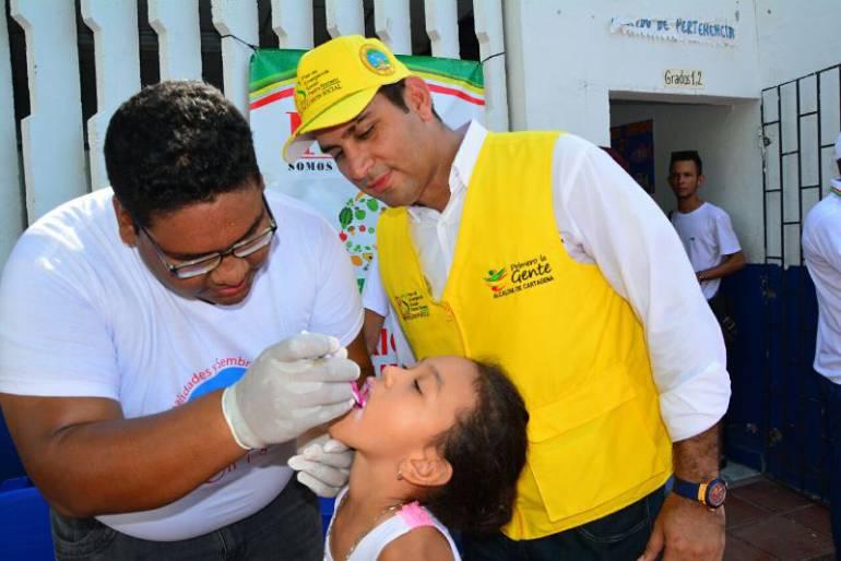 PES Realizó intervención social en el barrio la Esperanza en Cartagena: PES Realizó intervención social en el barrio la Esperanza en Cartagena