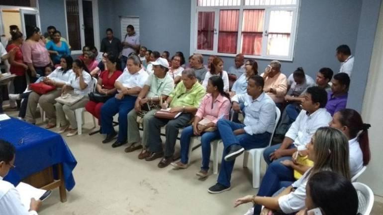 Firman convenio que garantiza atención a 100 mil personas en hospital de Mompox, Bolívar: Firman convenio que garantiza atención a 100 mil personas en hospital de Mompox, Bolívar