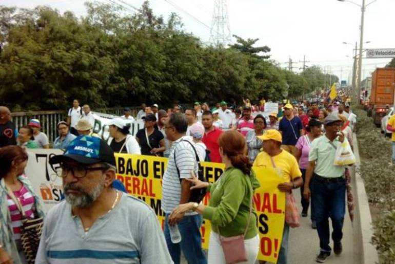 SUDEB convocaría a un nuevo paro a docentes del departamento de Bolívar: SUDEB convocaría a un nuevo paro a docentes del departamento de Bolívar