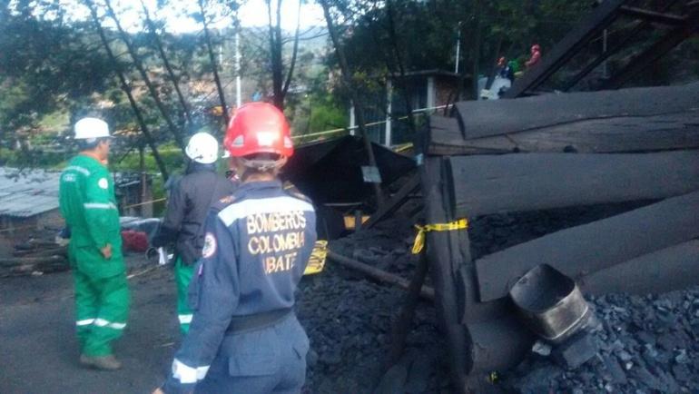 Mina de Cucunubá no tenía orden de cierre por ilegalidad - Caracol Radio
