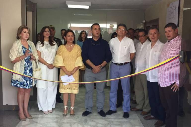 Reinauguran nuevos juzgados administrativos de Cartagena: Reinauguran nuevos juzgados administrativos de Cartagena