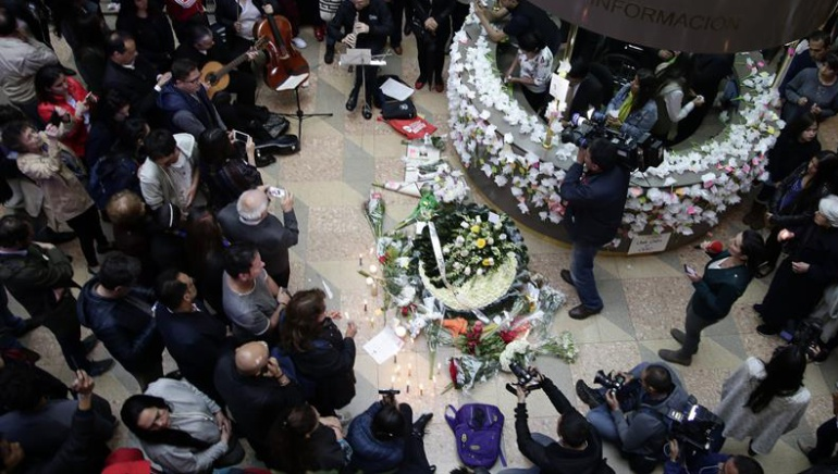Atentado andino familiares de los detenidos por atentado for Juzgados de paloquemao