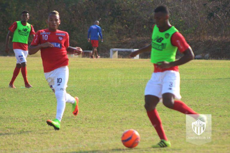 Nuevos jugadores del Junior: Brayan Angulo y Henry Matías Mier a un paso del Junior: Fuad Char