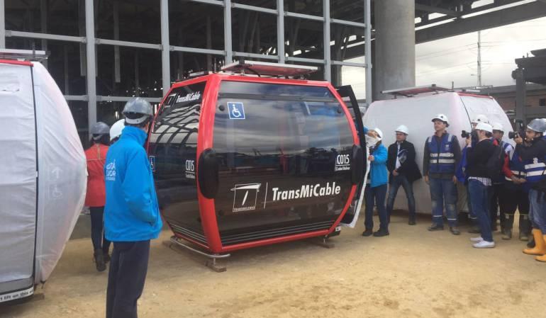 Con energía solar operarán cabinas del TransMiCable de Ciudad Bolívar
