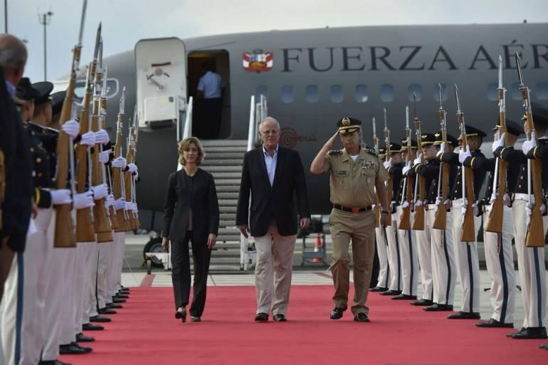 """Cumbre de la Alianza del Pacífico: """"America Latina se integra, progresamos"""", afirmó el Presidente peruano en Cali"""