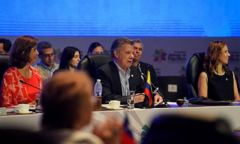 Este año 'marca un antes y un después' para la Alianza del Pacífico
