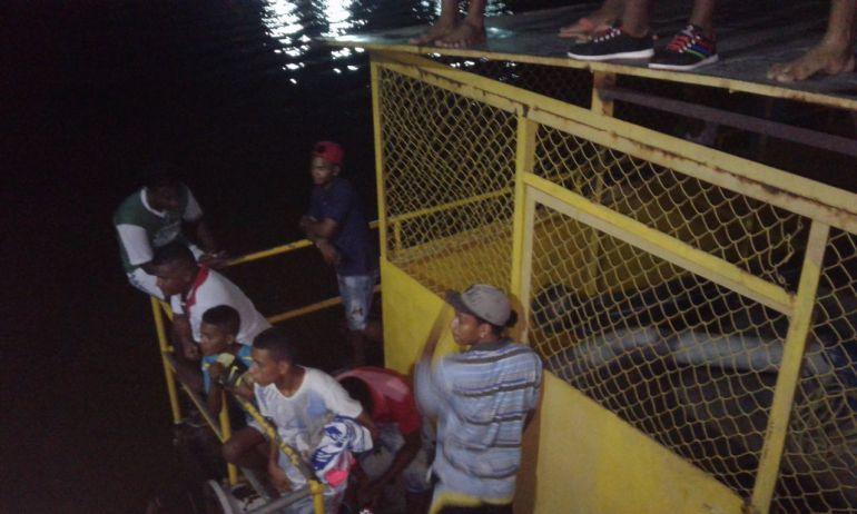 Menor ahogado en la laguna de Luruaco: Menor muere ahogado en la laguna de Luruaco