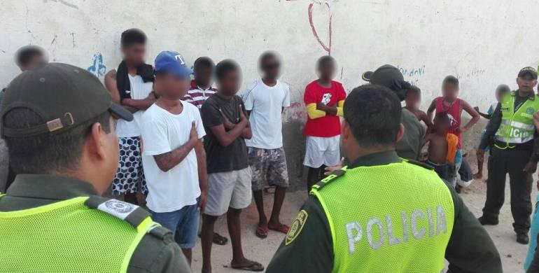 """Acercamientos con 239 jóvenes en riesgo de Cartagena para ser parte de """"Jóvenes a lo Bien"""": Acercamientos con 239 jóvenes en riesgo de Cartagena para ser parte de """"Jóvenes a lo Bien"""""""