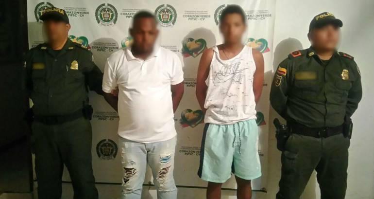Capturados dos presuntos responsables del homicidio de un hombre en Bayunca Cartagena: Capturados dos presuntos responsables del homicidio de un hombre en Bayunca Cartagena