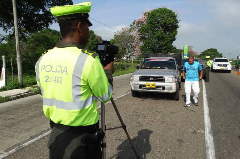 1.200 policías se encargaron de la seguridad en Bolívar en el Plan Retorno: 1.200 policías se encargaron de la seguridad en Bolívar en el Plan Retorno