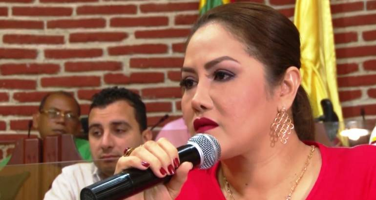 Contralora de Cartagena fue denunciada penalmente ante la Fiscalía: Contralora de Cartagena fue denunciada penalmente ante la Fiscalía