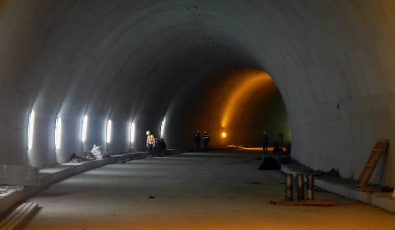 """Túnel de la Línea: """"Obras del túnel de La Línea si se podrán terminar en un año"""": Sociedad de Ingenieros de Colombia"""