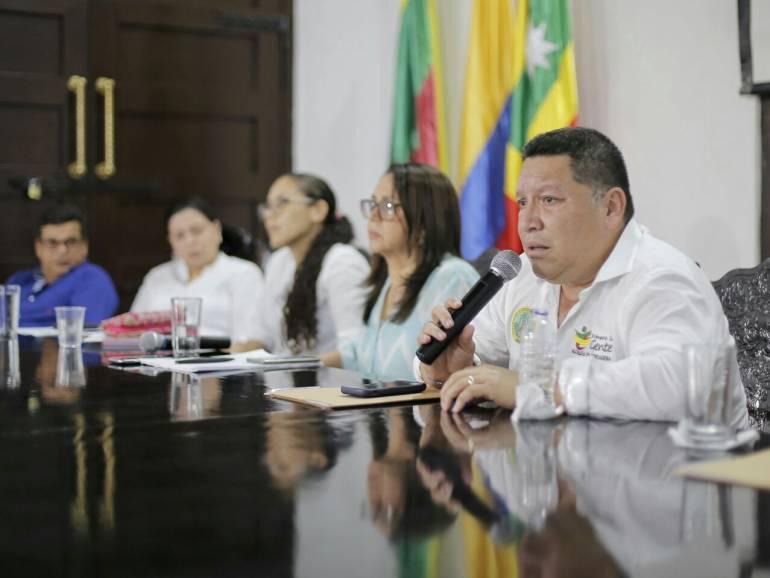 Distrito mantiene firme su compromiso con las familias afectadas por tragedia de Blas de Lezo: Distrito mantiene firme su compromiso con las familias afectadas por tragedia de Blas de Lezo