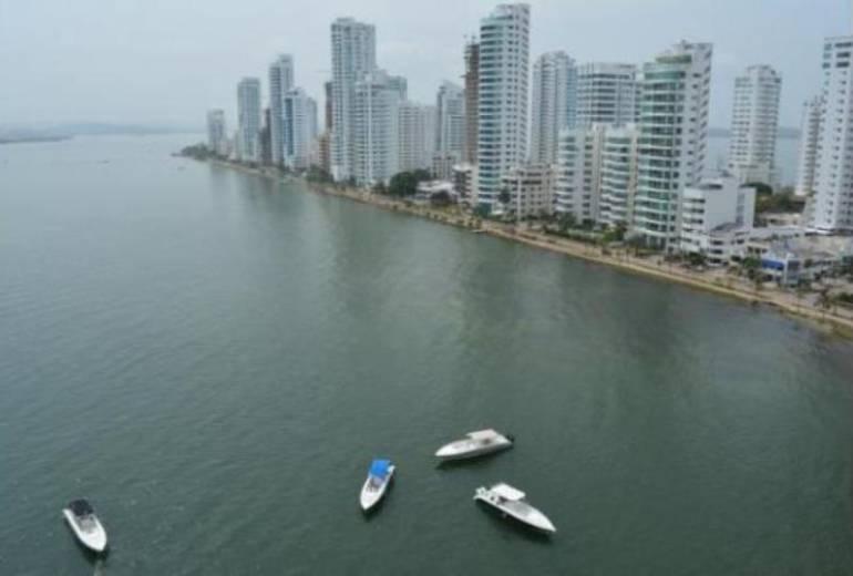 Alcalde de Cartagena destacó la protección del Gobierno a Castillogrande