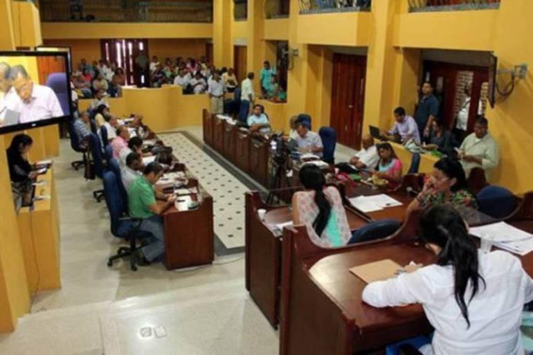 Concejo de Cartagena aplazó debate sobre salud, clínicas y sistema de emergencias: Concejo de Cartagena aplazó debate sobre salud, clínicas y sistema de emergencias