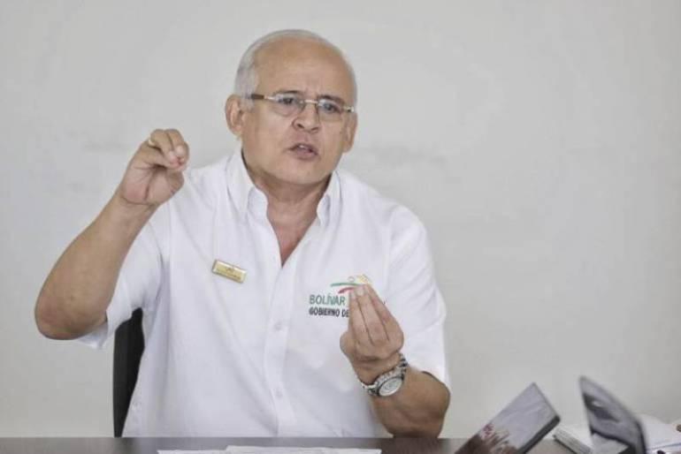 Bolívar busca mejorar los niveles de vacunación del departamento: Bolívar busca mejorar los niveles de vacunación del departamento