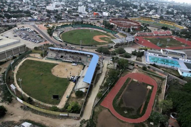 Cartagena requiere más recursos para infraestructura deportiva: Concejo: Cartagena requiere más recursos para infraestructura deportiva: Concejo